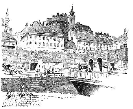 Vienna, Rotenturmtor