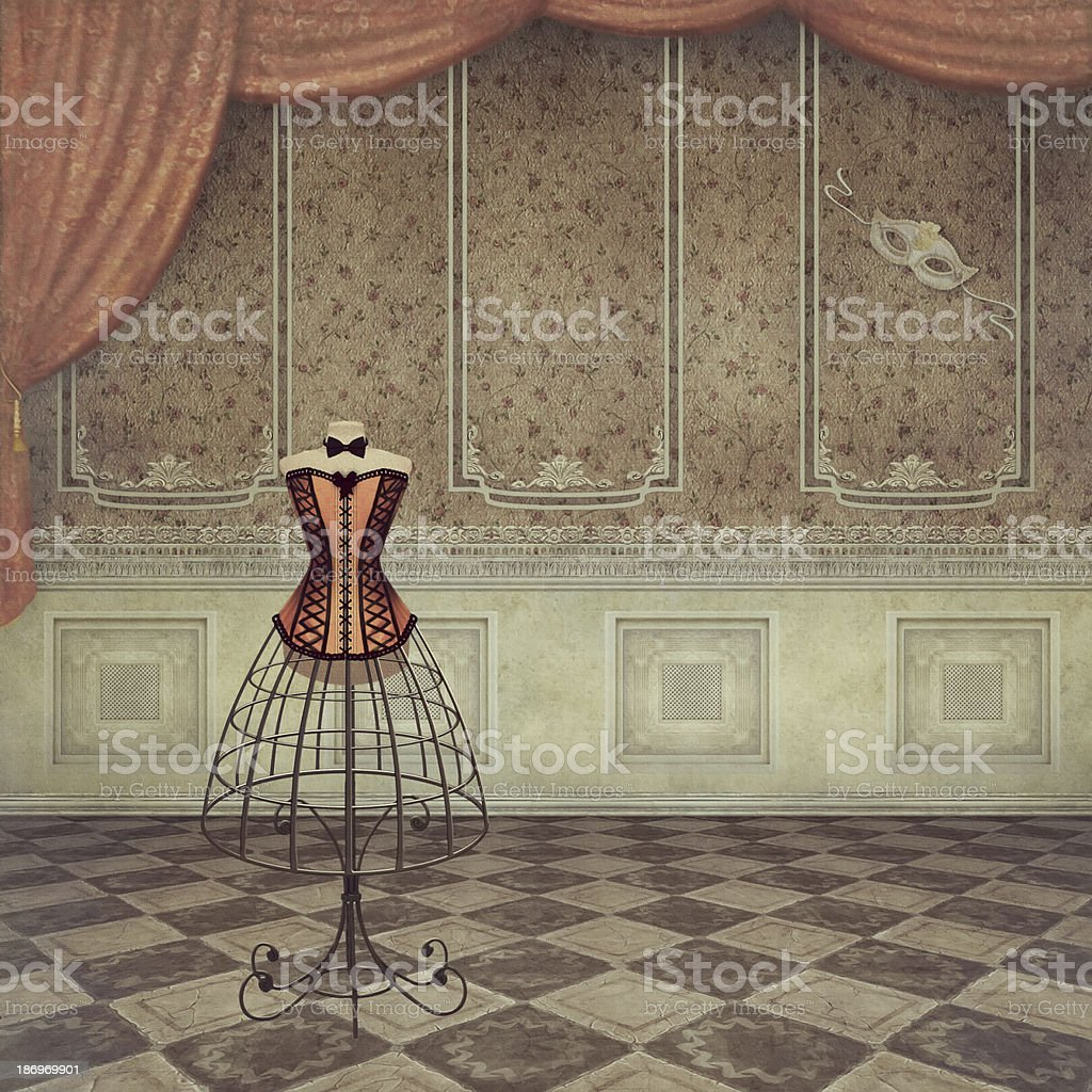 Vintage dummy royalty-free vintage dummy stock vector art & more images of absence