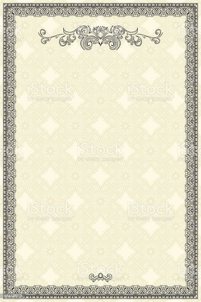 Vintage frame royalty-free vintage frame stock vector art & more images of abstract