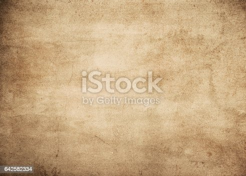 istock vintage paper with space for text or image 642582334