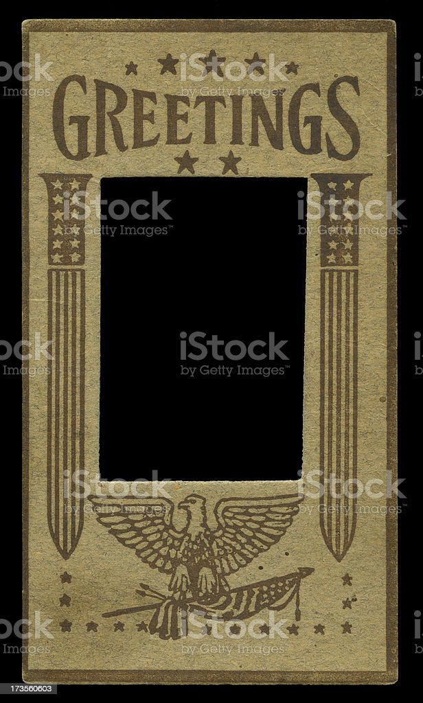 Vintage Photo Frame 1900 Stock Illustration Download Image Now Istock