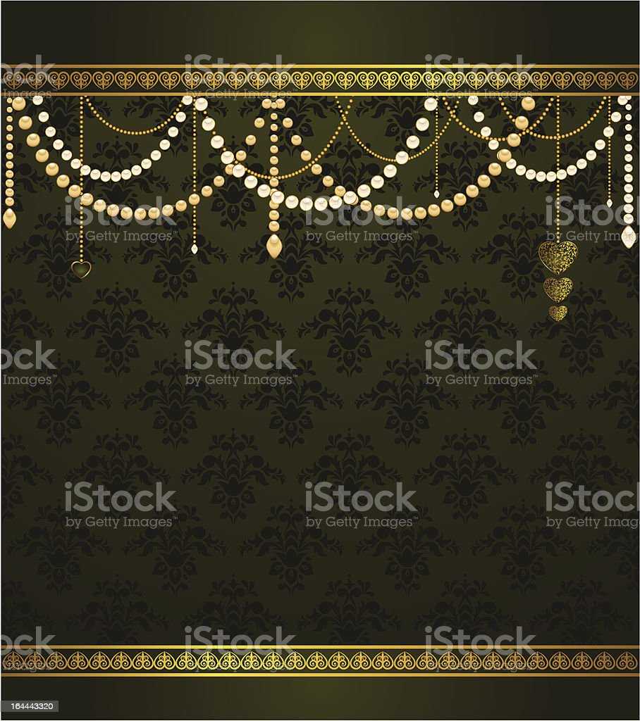 Vintage tapestry background. Vector royalty-free vintage tapestry background vector stock vector art & more images of antique