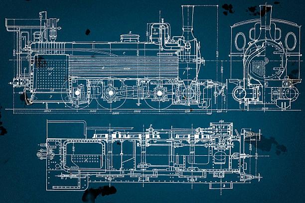 106 Steam Train Close Up Illustrations Clip Art Istock