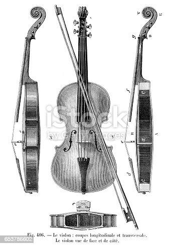 istock Violin engraving 1881 653786602