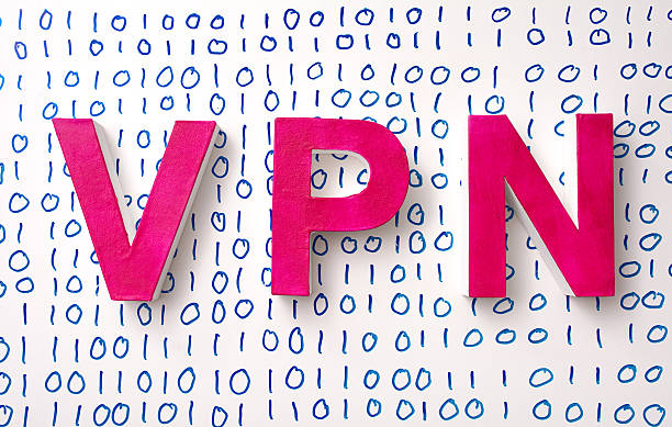 bildbanksillustrationer, clip art samt tecknat material och ikoner med virtual private network - vpn