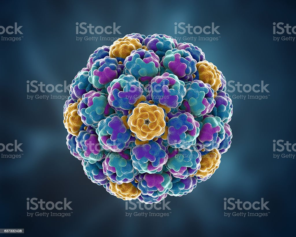 Virus or cell isolated background vector art illustration