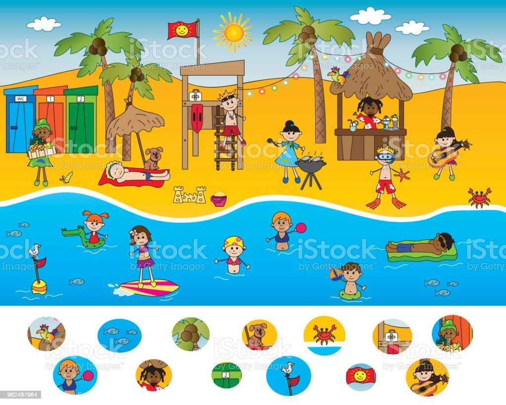 Ilustracion De Juego Visual Y Mas Banco De Imagenes De Adolescente