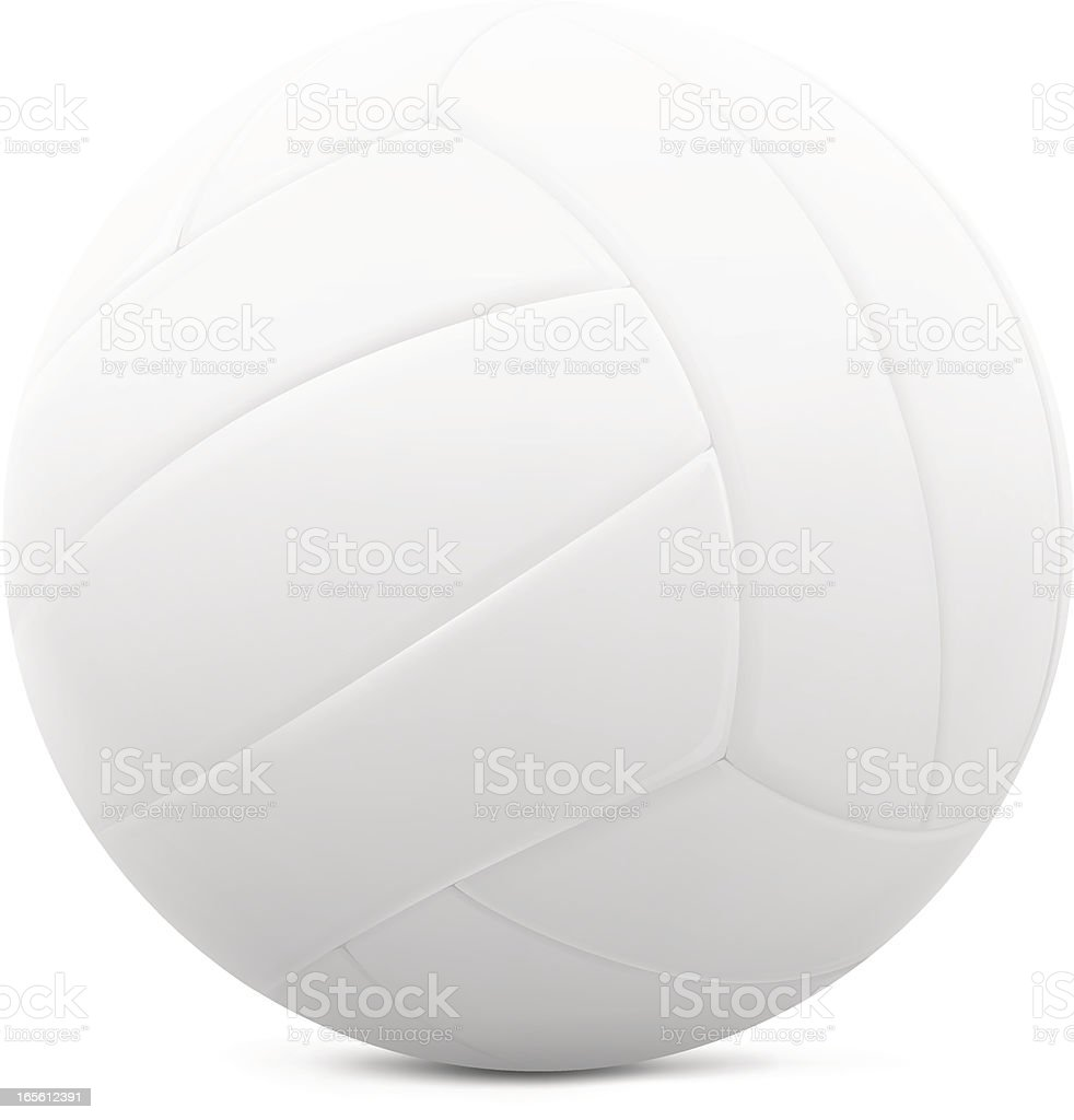 Volleyball royalty-free volleyball stock vector art & more images of ball