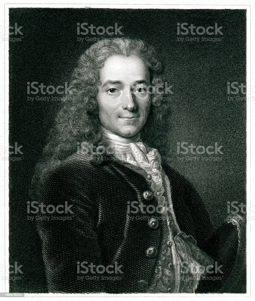 Voltaire royalty-free voltaire stock vector art & more images of 19th century