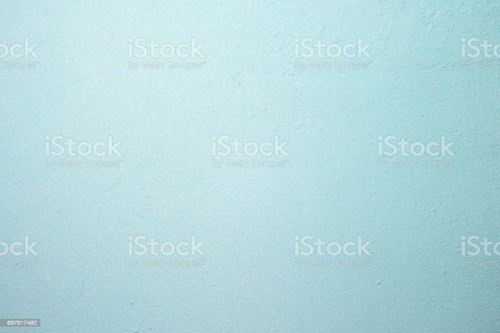 wall in blue paint vector art illustration