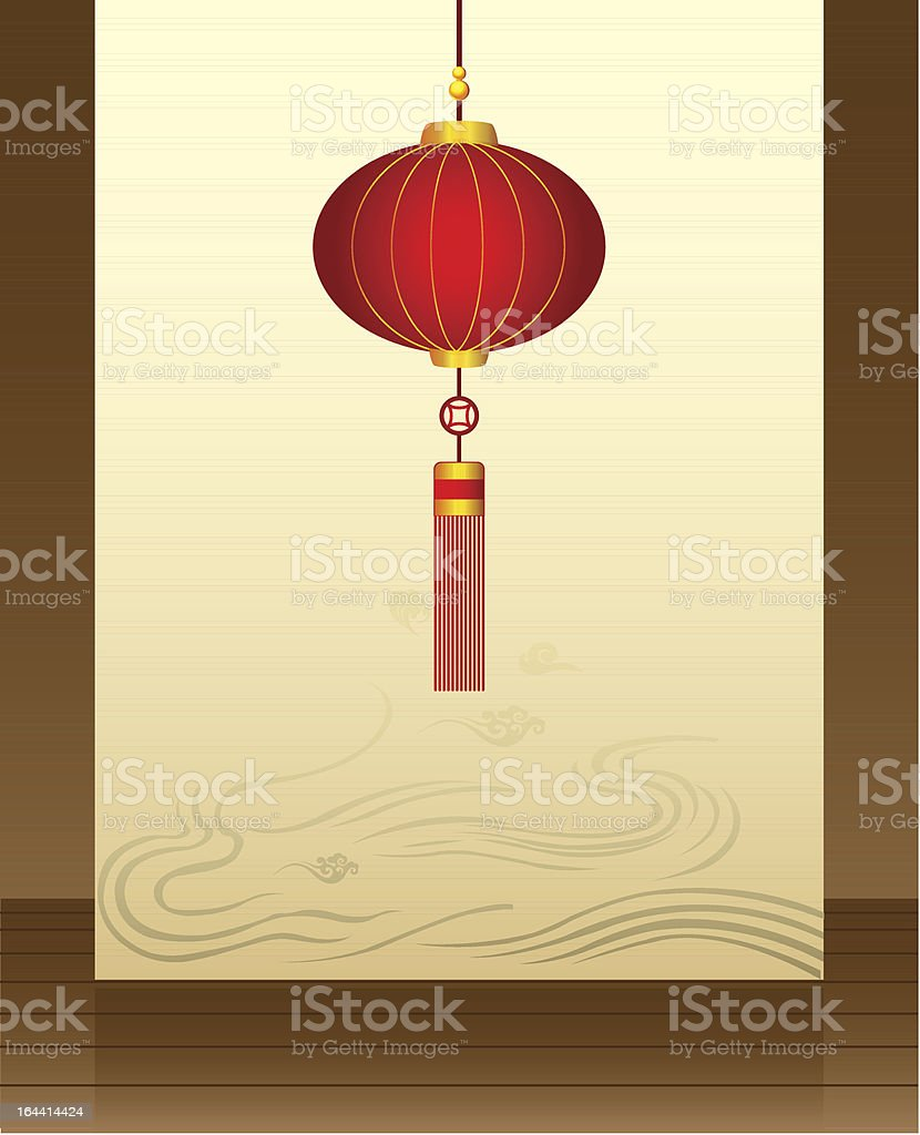 Wall of Chinese Lantern royalty-free wall of chinese lantern stock vector art & more images of ancient