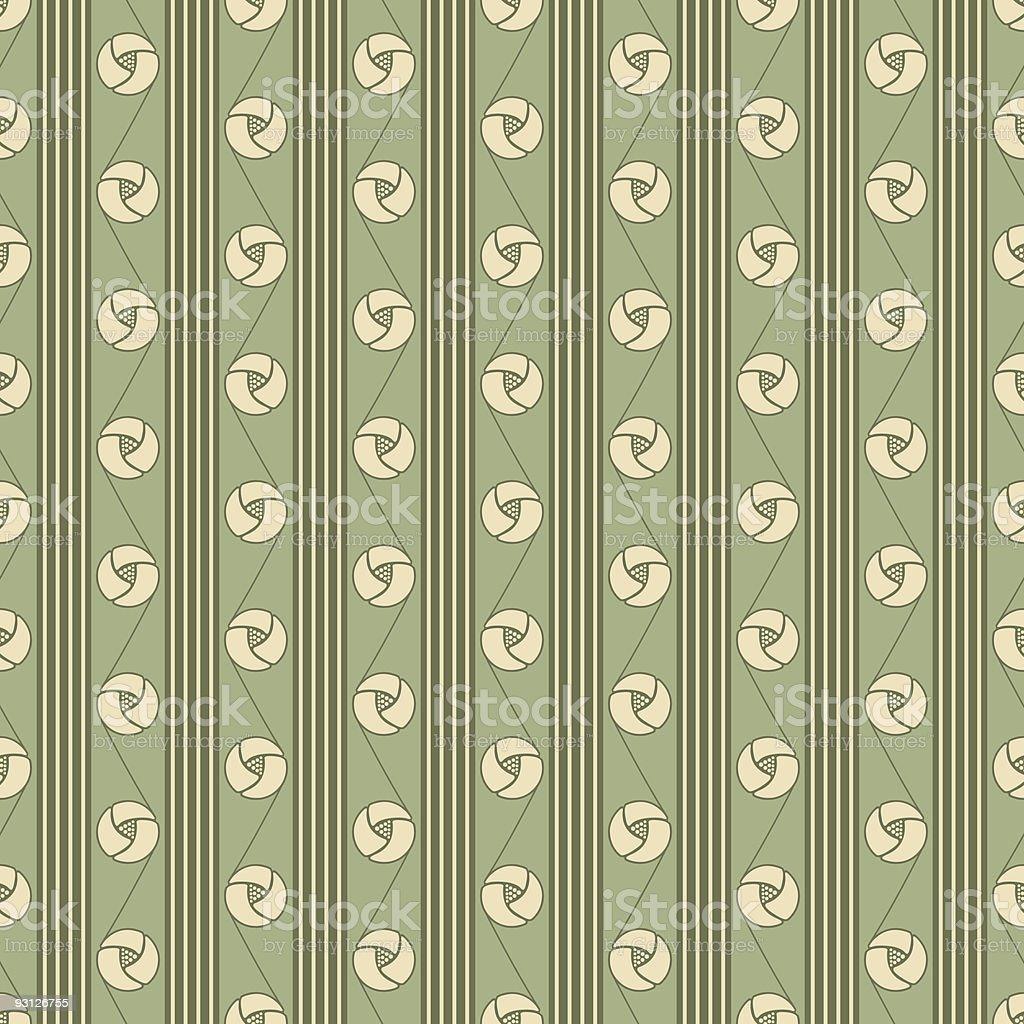 wallpaper pattern in modern style royalty-free stock vector art