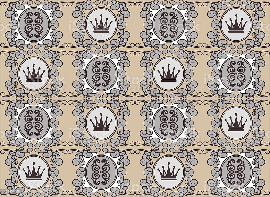 wallpaper seamless pattern royalty-free wallpaper seamless pattern stock vector art & more images of backgrounds