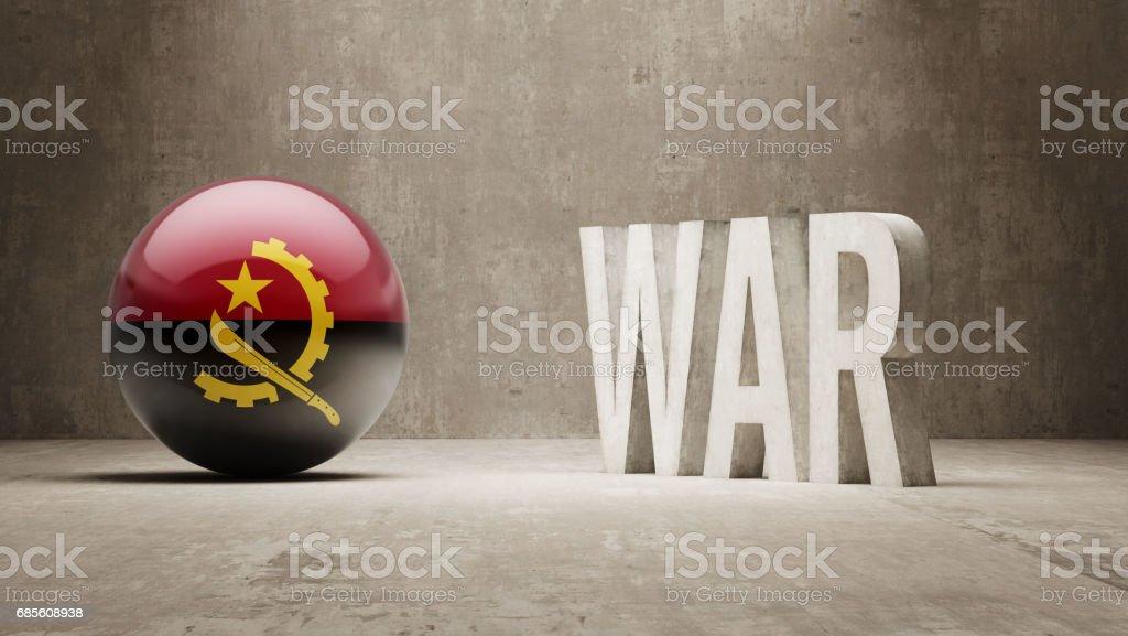 War Concept 免版稅 war concept 向量插圖及更多 angolan flag 圖片