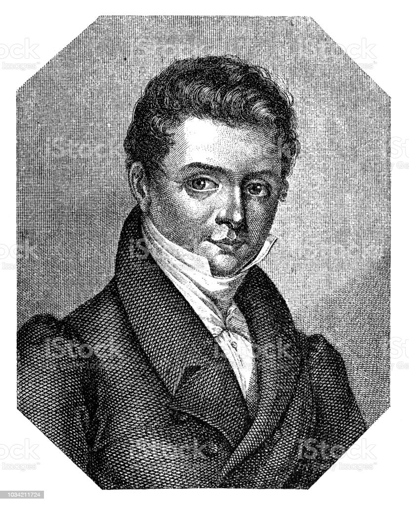 Washington Irving (April 3, 1783 – November 28, 1859) was an American short story writer, essayist, biographer, historian, and diplomat of the early 19th century vector art illustration