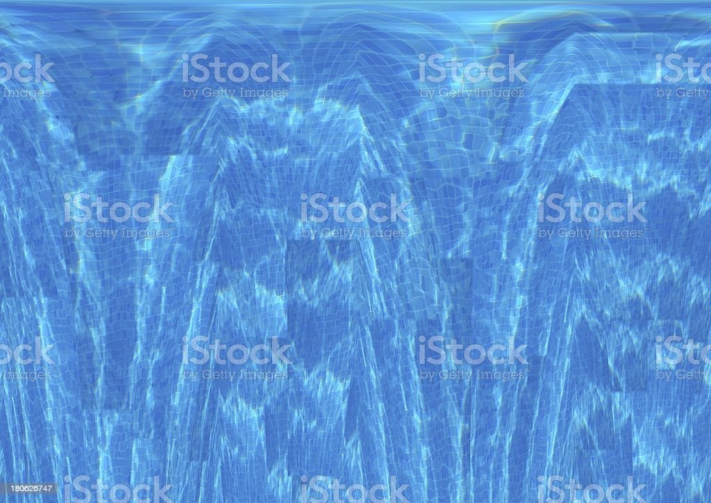 Wasser royalty-free stock vector art