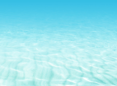 Water background - beach scene - summer holiday concept
