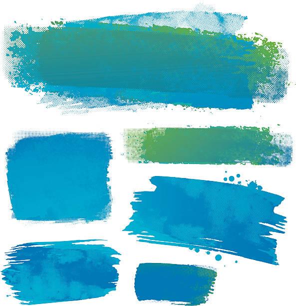 ilustrações, clipart, desenhos animados e ícones de cor de fundo de água - amostra de cor
