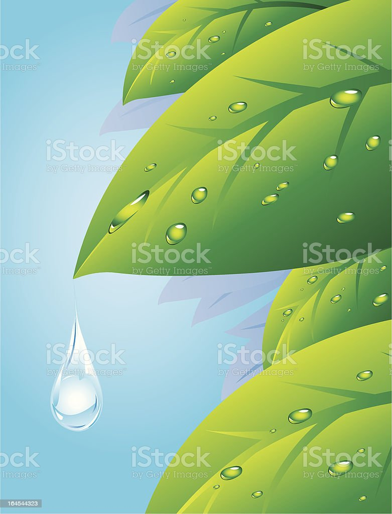 water drop royalty-free water drop stock vector art & more images of abstract