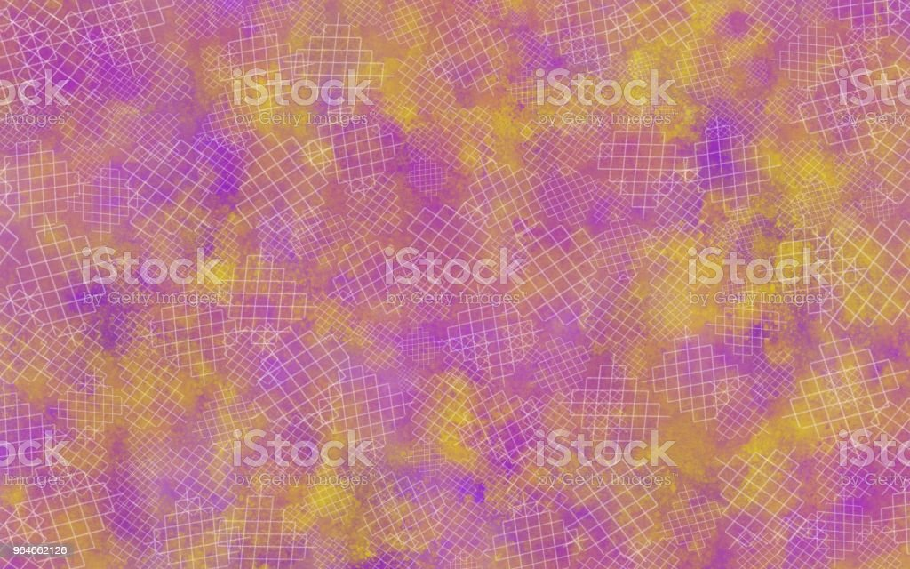 watercolor and graphic design with abstract background. royalty-free watercolor and graphic design with abstract background stock vector art & more images of abstract