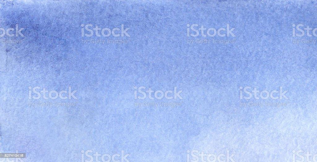 水彩水色の空のテンプレート テクスチャ背景 からっぽのベクターアート