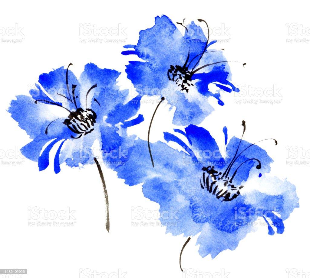 """Résultat de recherche d'images pour """"fleurs bleues"""""""