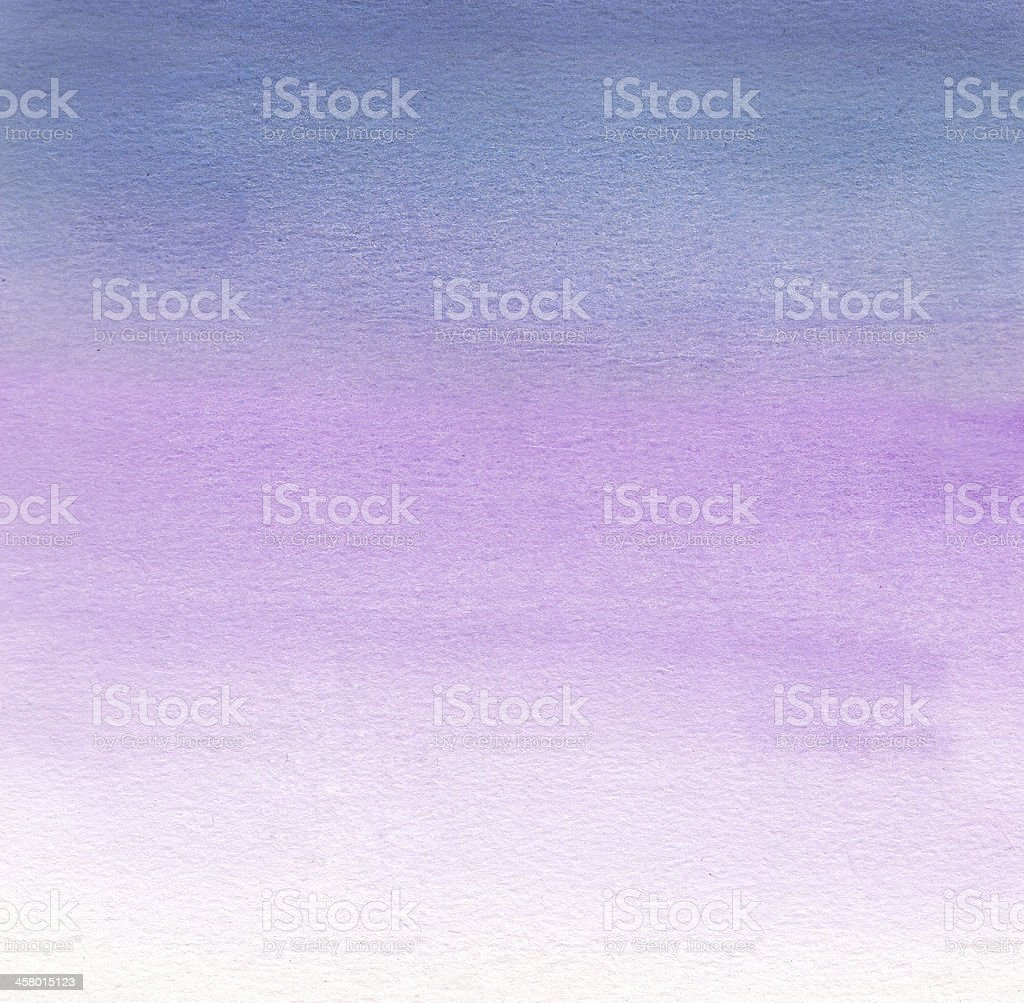 Watercolor painting vector art illustration