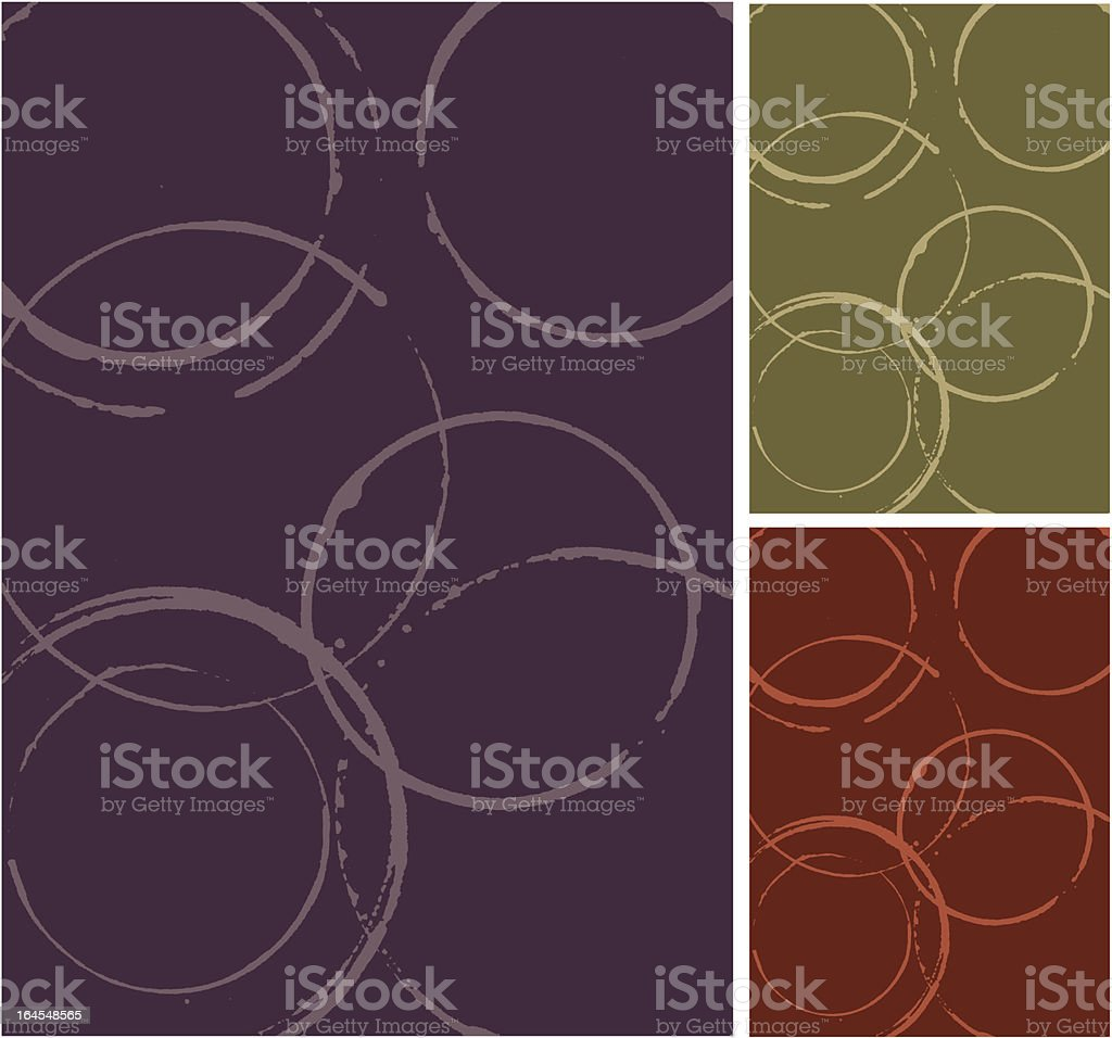 Watermark Pattern Stock Illustration - Download Image Now