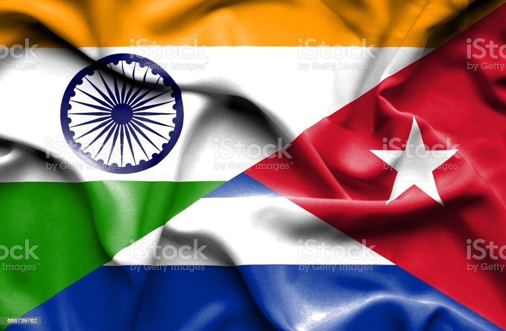 Resultado de imagen de imagenes amistad cuba e india