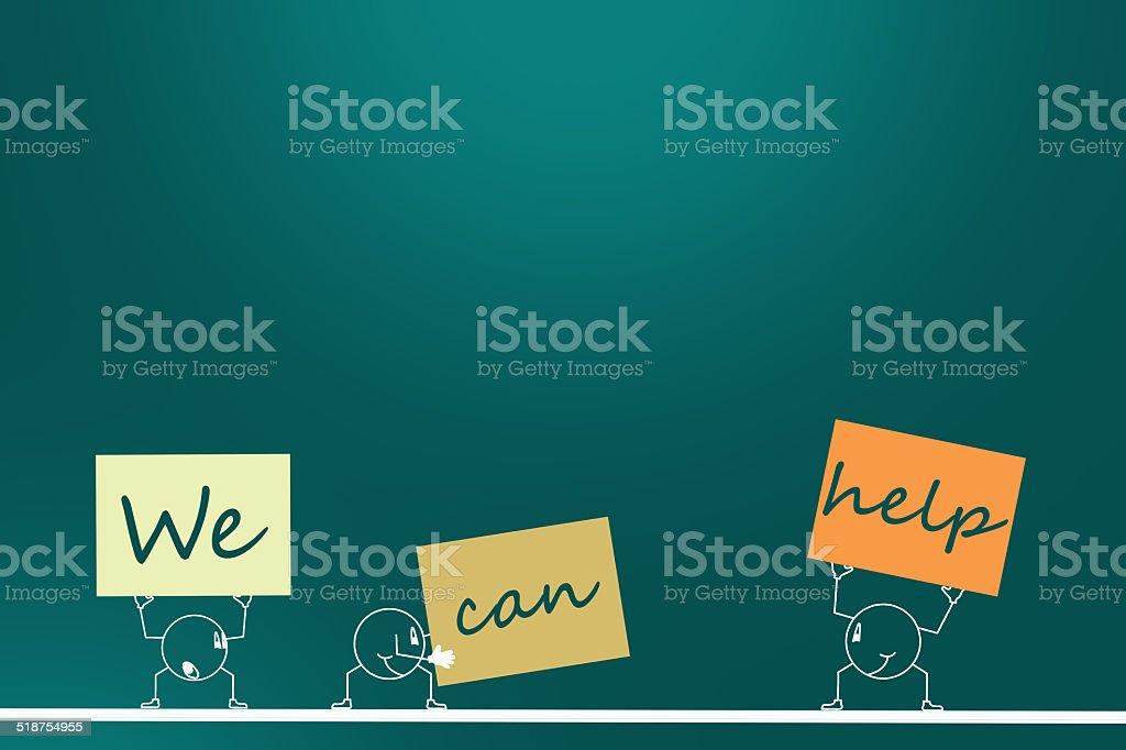 We can help vector art illustration