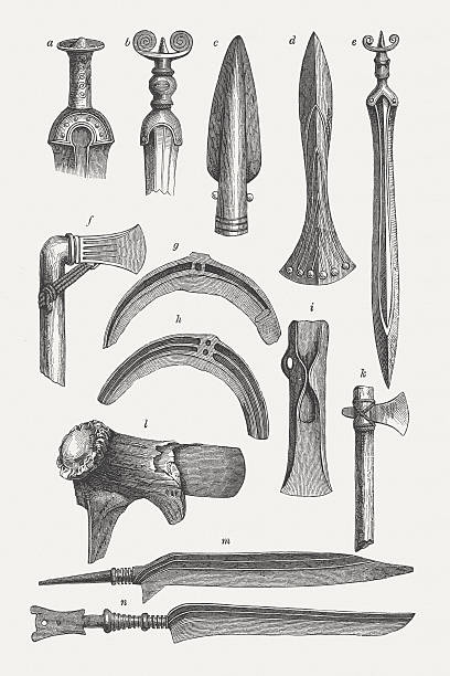 Royalty Free Bronze Age Clip Art, Vector Images