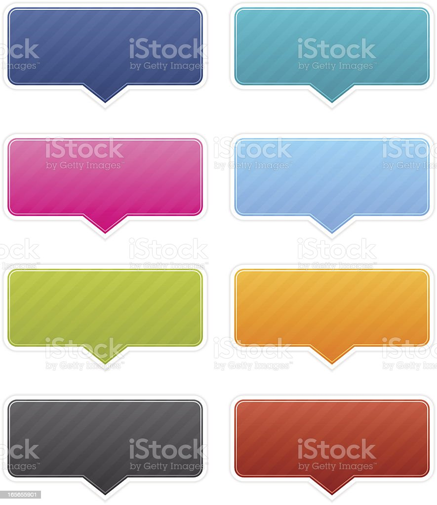 Web buttons royalty-free web buttons stock vector art & more images of arrow symbol