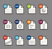 Web Icons - File Formats