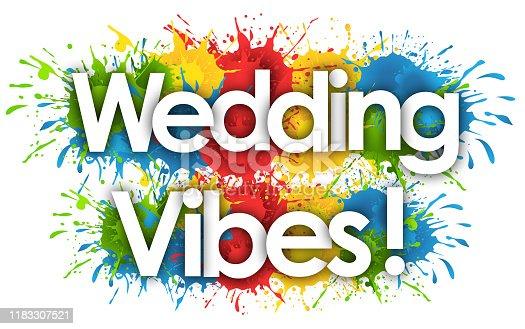 istock Wedding Vibes 1183307521