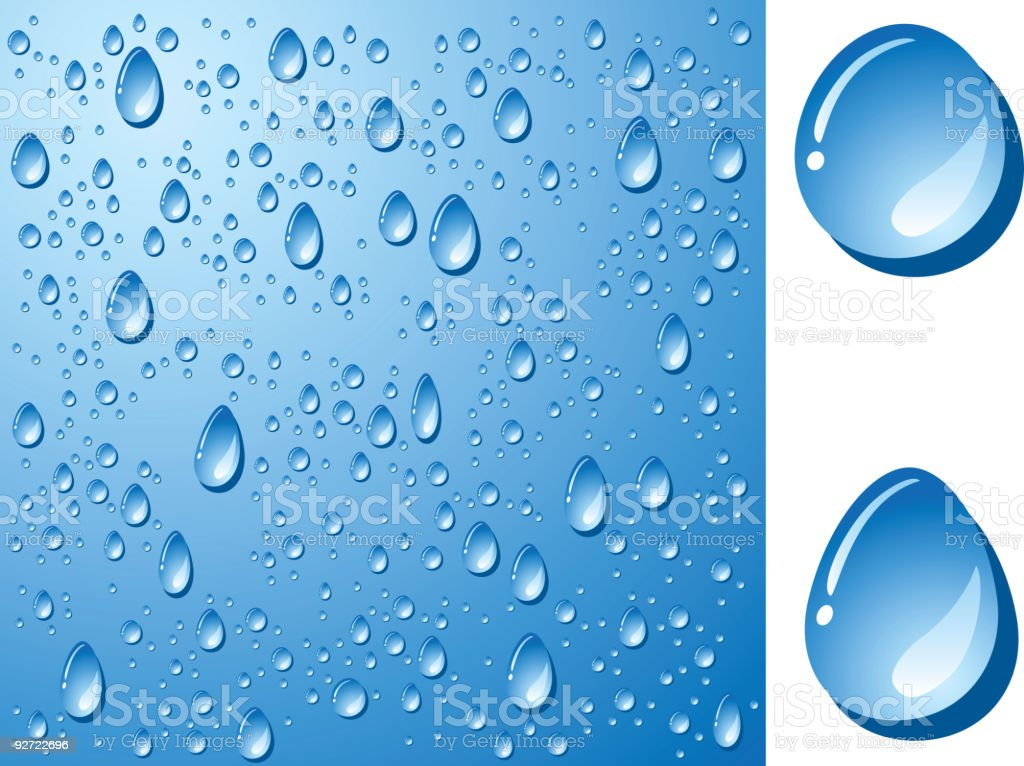 Wet surface. royalty-free wet surface stock vector art & more images of abstract