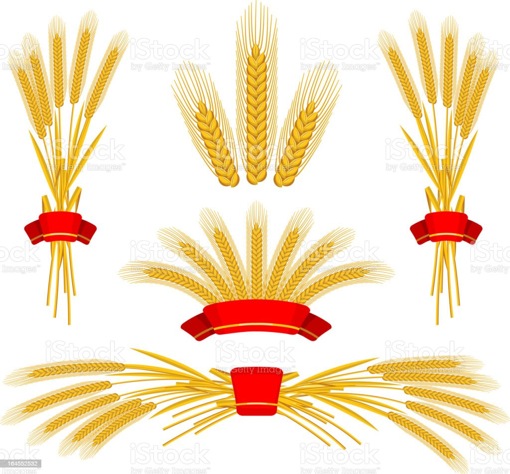 wheat royalty-free wheat stock vector art & more images of cartoon
