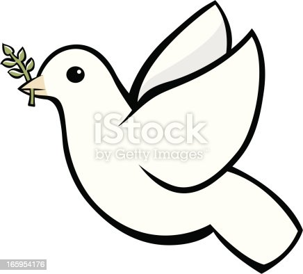 white dove icon stock vector art amp more images of animal