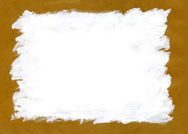 ilustrações, clipart, desenhos animados e ícones de tinta retangular branco grunge - texturas desgastadas