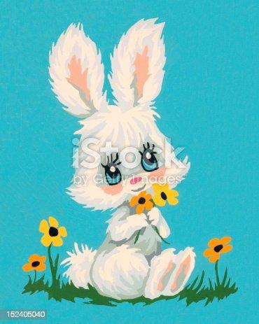 istock White Rabbit 152405040