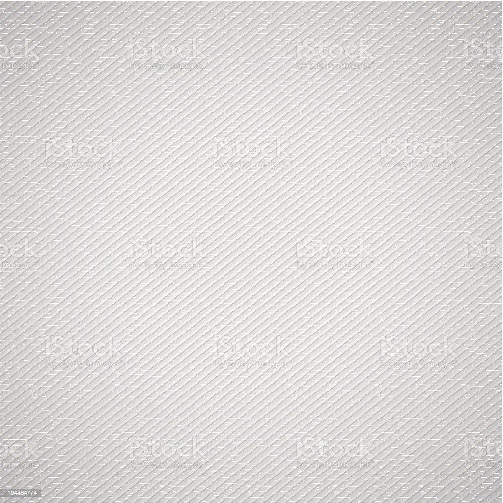 White striped paper surface vector art illustration