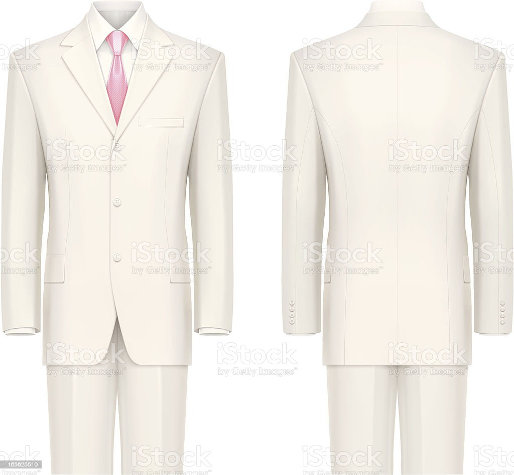 White Suit royalty-free white suit stock vector art & more images of adult