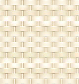 Seamless wicker texture