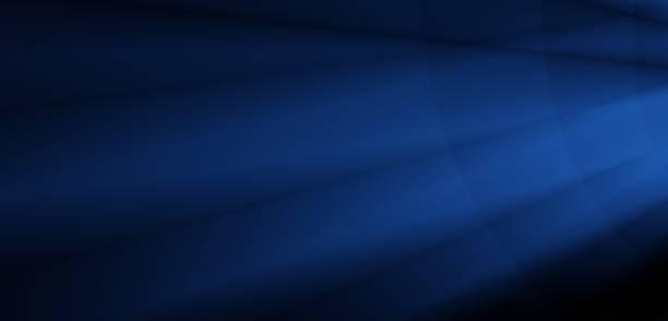 Padrão de largura abstrato azul escuro universo - ilustração de arte em vetor