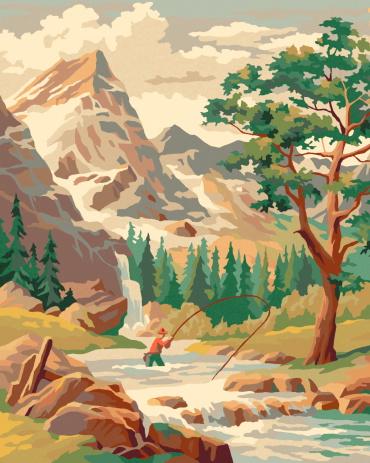 Wilderness Landscape