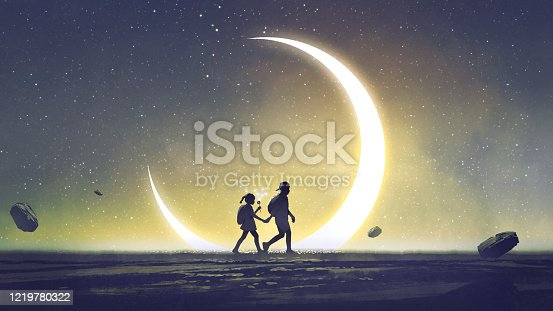 istock I will take you to a special place 1219780322