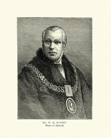 William Henry Bundey, Major of Adelaide, 19th Century