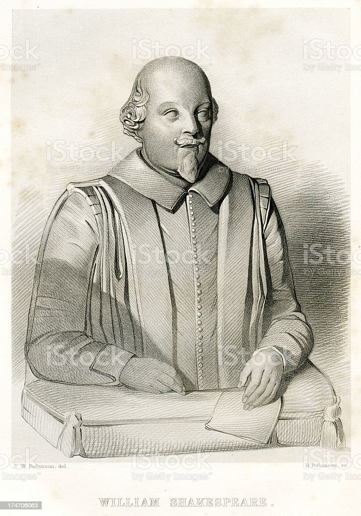 William Shakespeare royalty-free william shakespeare stock vector art & more images of art