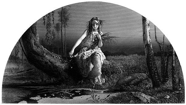 an analysis of the character of ophelia in the play hamlet by william shakespeare Analysis of act i, scene 3 of william shakespeare's hamlet the quality of that second character later in the play, hamlet's hesitancy to avenge his.