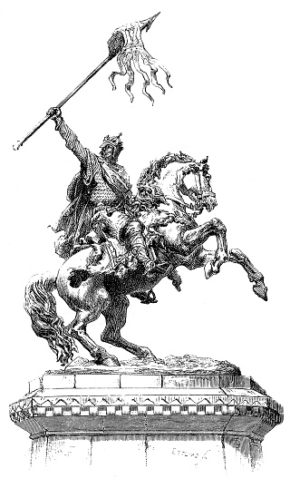 William the Conqueror (1027/28-1087), English king