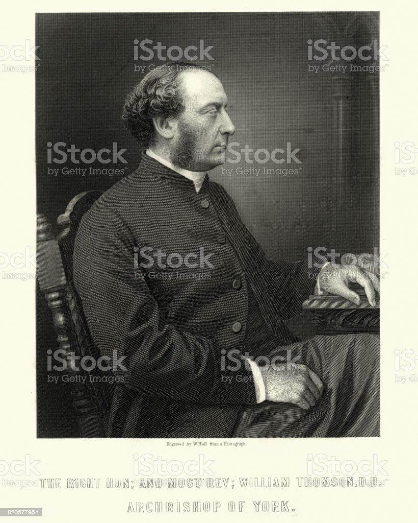 ヨーク大司教ウィリアム トムソ...